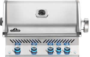 PrestigePRO-BIPRO500-RB-3 - Photo of a Prestige Pro 500 Built In Grill.